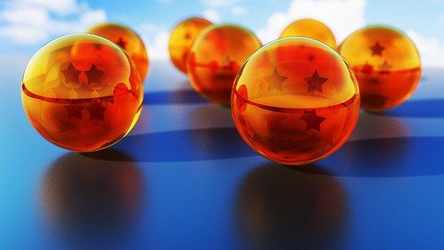 Boule Cristal Dbz