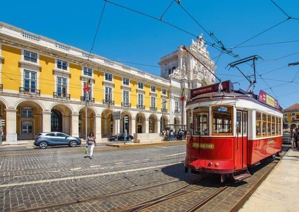 Lisbonne, la capitale du Portugal