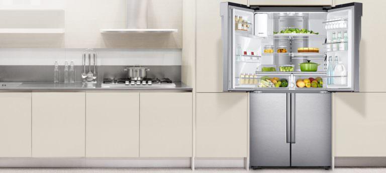 frigo americain 4 portes