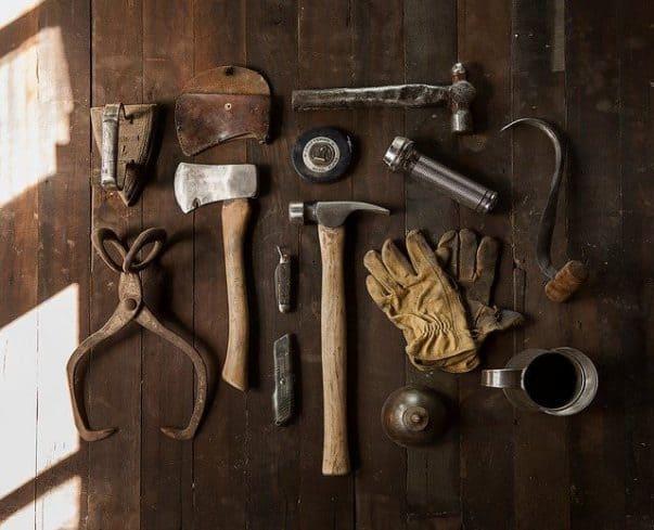 outils brico de base
