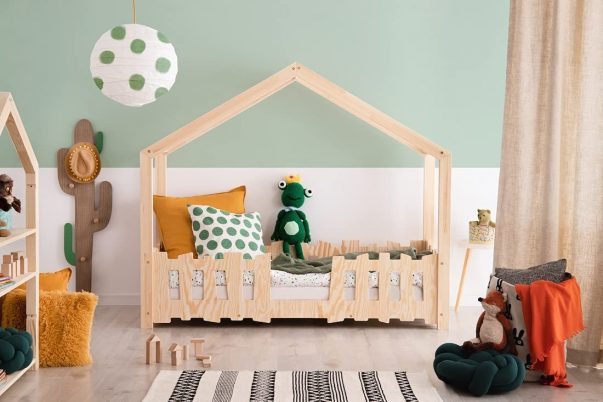 Lit Montessori pour garçon