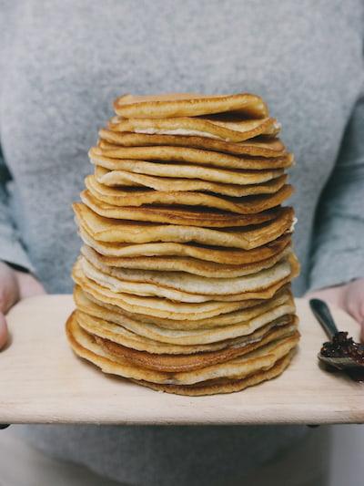 recette pancake maison healthy